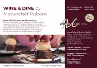 Wine & Dine by Masterchef Rubens